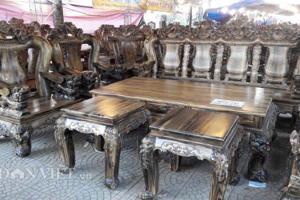 Mua bán bàn ghế cũ