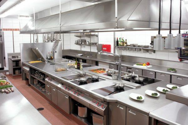 Dịch vụ vệ sinh bếp nhà hàng
