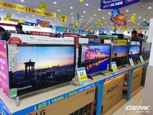 Thu mua tivi cũ tại Hà Nội
